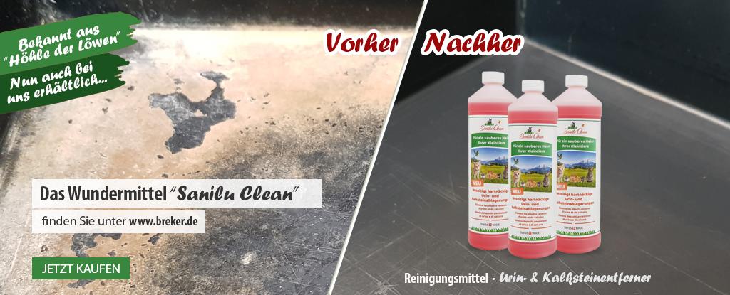 Sanilu Clean bei www.breker.de