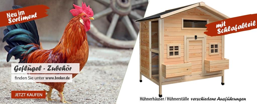 Zubehör für Hühner bei www.breker.de