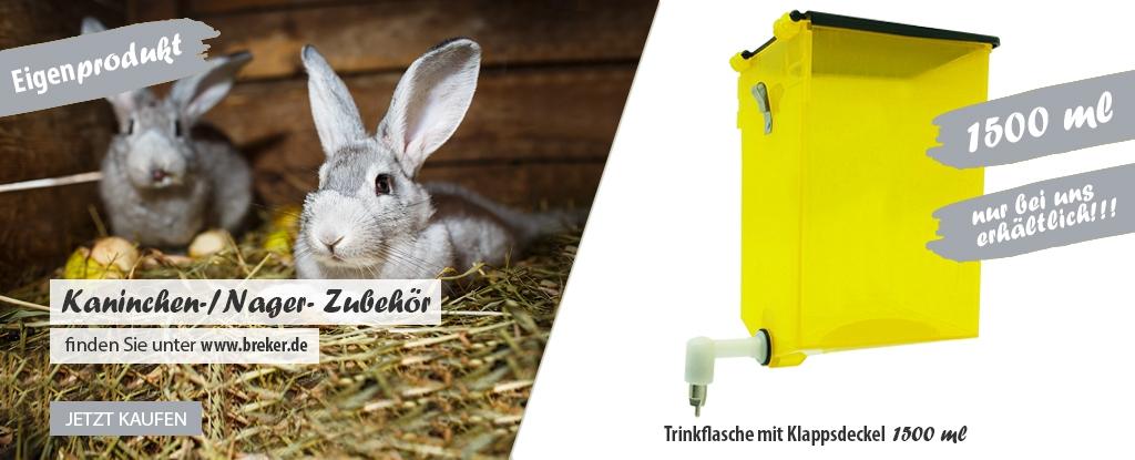 Zubehör für Kaninchen bei www.breker.de