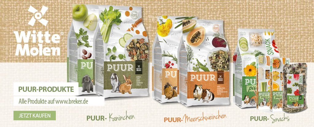 PUUR-Produkte bei www.breker.de