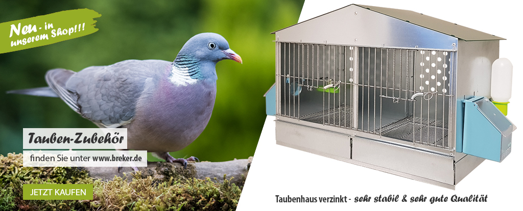 Taubenhäuser bei www.breker.de